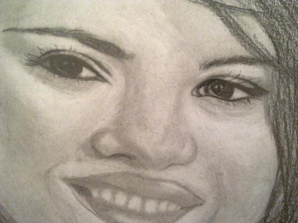 Selena Gomez par LamiaVita7